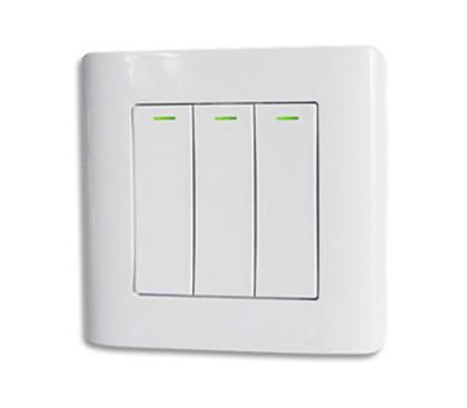 供应 智能家居无线墙面开关(继电器版)