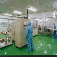 陕西10-30万级净化间设计施工图片