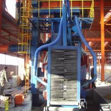 供应抛丸机钢结构除锈钢管抛丸机   吊钩抛丸机   履带式抛丸机