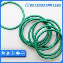 供应用于防水密封|耐油耐高温的美标AS568系列A115氟胶圈绿色国产氟胶圈氟胶制品图片