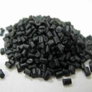 黑色ABS颗粒一级回料图片