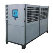工业电镀冷水机组图片