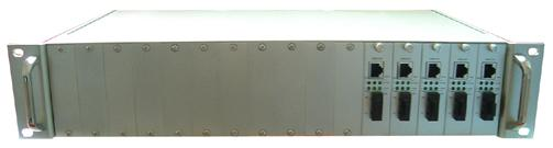 广州最超值的插卡式2U光纤收发器插卡式2U光纤收发器笙