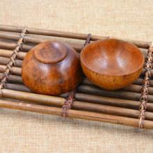 供应木质小巧茶杯酒杯子可定制批发