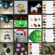 PU发泡动物/PU玩具动物/PU压力造型图片