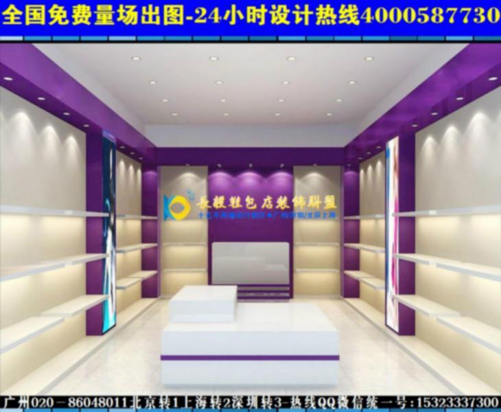 徐州20平鞋店鞋子摆放图欧式个性鞋店装修图高清图片