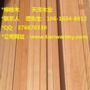 池州柳桉木防腐木批发图片