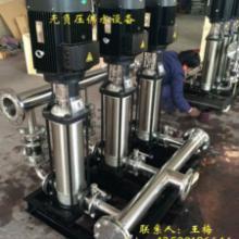 Trump/川普不锈钢泵 DL50-20立式多级泵现货立式多级泵图片