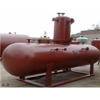 供应沉淀器根据平流式沉淀池去除分数性颗粒的沉淀原理制作而成