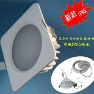 新款LED防水筒灯外壳生产厂家图片