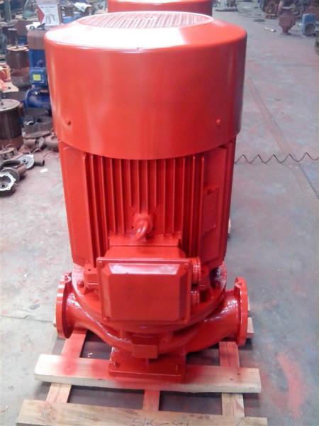 供应消火栓泵 立式消防泵XBD8/13.9-80L-22KW喷淋泵