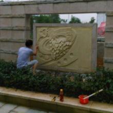 供应湖南砂岩园林雕塑