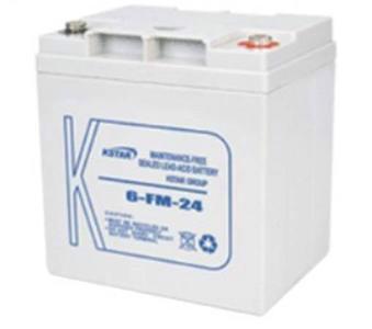 供应科士达蓄电池12V24AH100原装正品