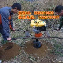 供应施肥挖坑机-新款大功率地钻苗木植树挖坑机