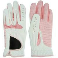 供应高尔夫手套羊皮Golf手套  Golf Cabretta Glove  Ladies Golf