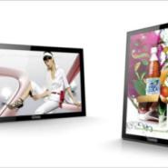 供应湖南益阳82寸单机版液晶广告图片