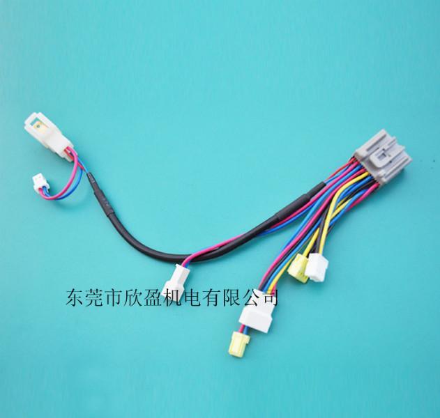 供应汽车线   端子连接线   电子线束