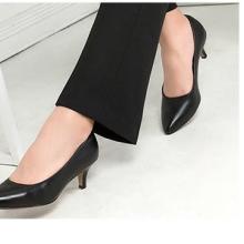 供应调调挖真皮女鞋,纯羊皮尖头高跟鞋,单鞋,工作鞋,职业女鞋