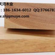 沧州菠萝格木板材加工厂图片