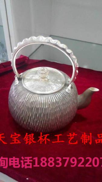 供应纯银茶具有什么作用,山东纯银茶具厂家