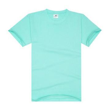 供应空白T恤衫定做文化衫加工销售文化衫