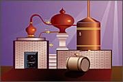 最新型白兰地蒸设备厂家图片