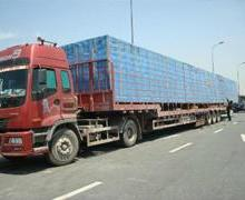 供应南京17.5米车整车货物运输至全国