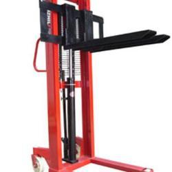 供应手动液压升高车堆高车裝卸叉車 手动液压升高车堆高车装卸