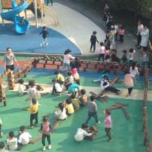供应幼儿园户外积木|木制品加工厂|木制玩具加工