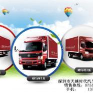 福田欧马可5系7.6米货车厂家直销图片