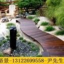 安徽山樟木户外凉亭图片