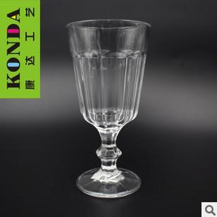 果汁杯 高脚奶昔杯 创意促销礼品 果汁杯高脚奶昔杯批发图片