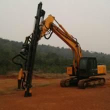 挖机改液压凿岩机型号、挖掘机改液压凿岩机价格 挖机改液压凿岩机设备