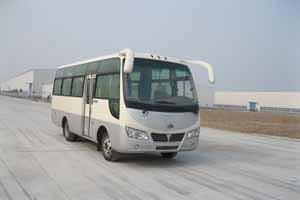 楚风牌19座中巴客车图片