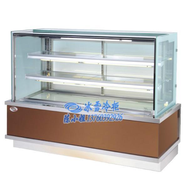 供应夹角三层蛋糕柜