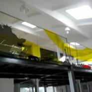 杭州玻璃橱窗贴画制作图片