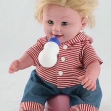 供应仿真芭比娃娃 搪胶娃娃加工 糖胶塑胶制造商 搪胶产品价格