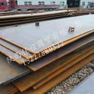 西安中厚板开平板45钢钢板图片