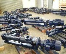 供应NETZSCH耐驰螺杆泵NM045SY02S12B批发