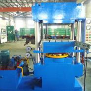 柱式平板硫化机图片