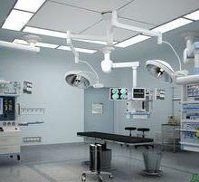 供应用于手术的天水层流手术室工程图片