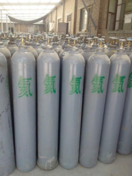 供应用作载气保护气体的氦气