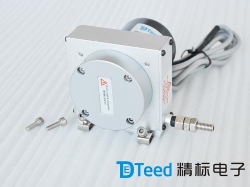 S型拉绳位移传感器供应商 东莞S型拉绳位移传感器厂家 小型拉绳位移传感器