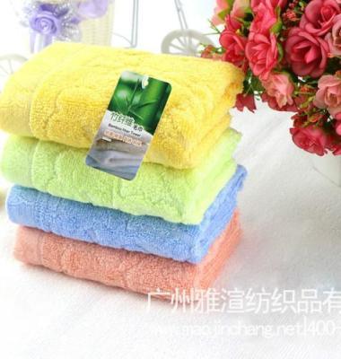 竹纤维熊猫竹子童巾图片/竹纤维熊猫竹子童巾样板图 (1)