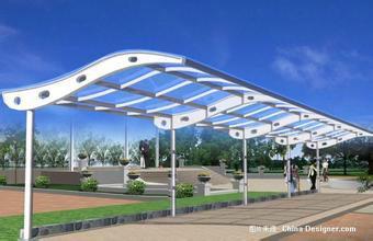 是一家专业生产销售钢结构雨棚,pvc阳光板雨棚,小区自行车雨棚的厂家.