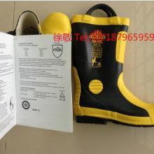 供应消防靴消防救援靴消防战斗靴钢包头钢板底批发