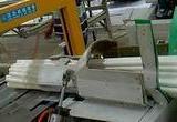供应直形钢管塑管自动包装线-宇邦机械