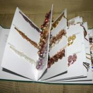 陶瓷手提板瓷砖展示板图片