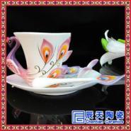 陶瓷咖啡具定做陶瓷咖啡具厂家图片