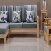 供应实木沙发苏州家具厂定制/定做实木沙发 松木沙发组合